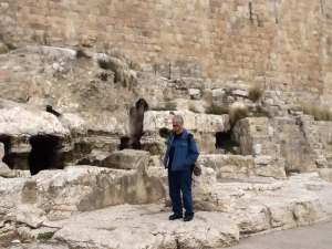 chaim outside walls