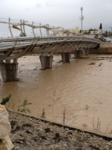 Water Under the (Beersheva) Bridge