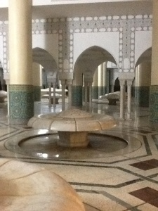 ablution stations