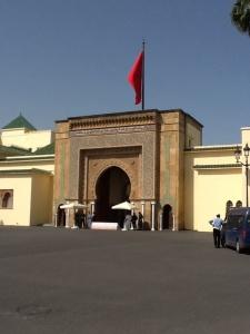Royal Palace Rabat