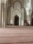 Mosque of King Hassan II, Casablanca (inside)