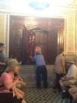 Ark at Fez synagogue
