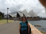Sydney Opera House and me!
