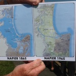 Napier, pre-and post-earthquake