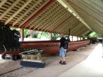 Waka at Treaty Grounds