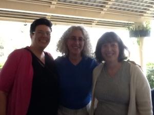 3 Joys: Margaret Joy, Faith Joy, and Pamela Joy