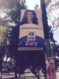 Zury is running. Really?