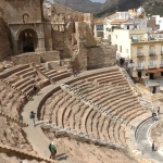 Roman theatre, Cartagena