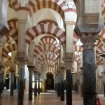 The Mezquita, Cordoba. Amazing!