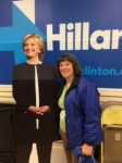 Me and Hillary